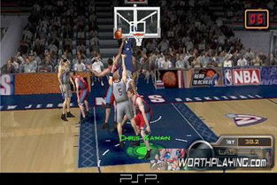 NBA 2K6 游戏截图2-大鲨鱼奥尼尔成为 NBA 2K6 封面人物