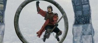 魅魔日记-《哈利·波特与混血王子》里,罗恩在魅地奇赛中获得胜利