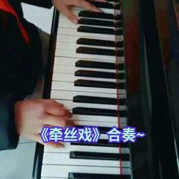 牵丝戏 钢琴and口琴合奏