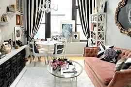 家居配色实际上就是家居的色彩搭配,色彩搭配是家居装饰中的第一要...