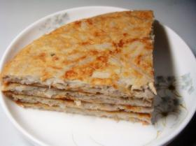煎饺做法大全之白菜肉煎饺的做法