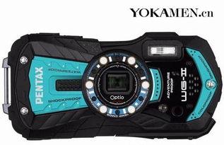四款三防数码相机 拍出美丽雪景