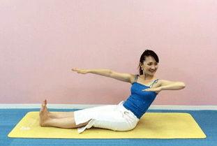 接著6的动作-2组骨盆操瘦腿瘦腰 促循环排毒下身变紧致