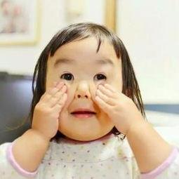表情 最新可爱混血小女孩表情包 可爱小女孩动态表情包 表情
