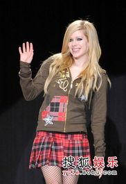 欧美色图办公室里17h蜜书-2008年9月15日,东京,昨日(9月14日)摇滚天后艾薇儿(Avril ...
