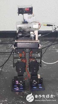 树莓派语音识别机器人 上