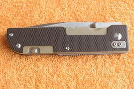 ...Handle 8CR14MOV Multifunction Tool Folding Knife