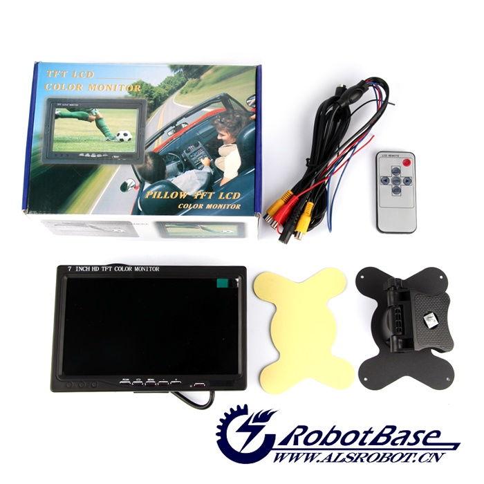 7寸液晶屏 树莓派显示器 HDMI 高清全彩 车载显示器 Raspberry Pi