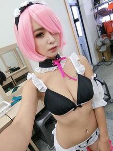 台湾美女玩家化身猫耳萌娘