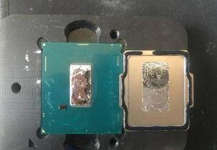 何如换电脑的cpu导热硅脂?