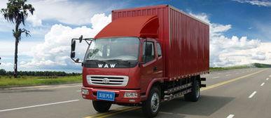 奥驰2000厢货车产品特点和技术参数