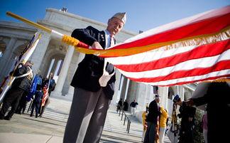 ...仪式 纪念退伍军人节