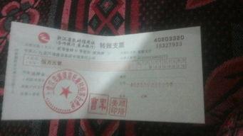 ...,农村信用社的转账支票和现金支票该如何填写,还有后面的背书...