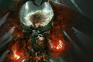 之穴往生之门的掌控者,能够掌控生命,堕落的生命将在他的双翼下消...