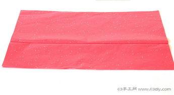 DIY幼儿园大红花 纸大红花的做法