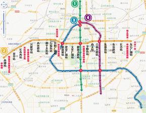 长春地铁2号线开始 跑图 看看沿线都有啥楼盘
