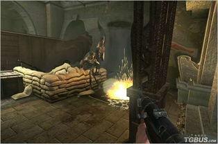 重返德军总部 最新实际游戏精美画面公开