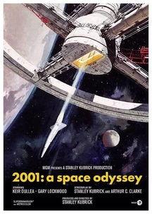 ...作品《2001太空漫游》-有人说他是 分答第一男声 ,他说自己是反装...