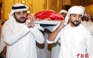 最帅迪拜王子去世年仅33岁,迪拜王子拉希德最新照片去世原因