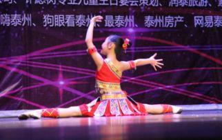 ...城双演 泰州市少儿舞蹈才艺大赛晋级赛回顾