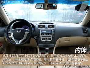 秀霸t型台-『比亚迪G6除最低配以外,均配备8   安全气囊   最后谈谈比亚迪G6的...