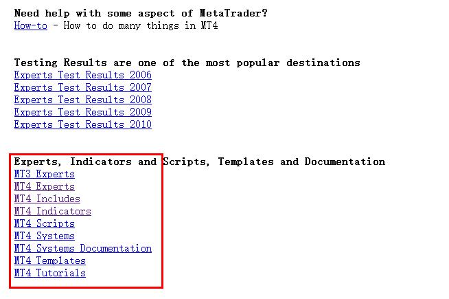 MT4软件如何添加或删除指标?