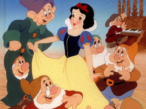 《白雪公主》(资料图片)-伴随70后的经典动画 7