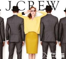 第四名:服饰品牌 J.CREW-盘点 2014全球十大创新零售企业