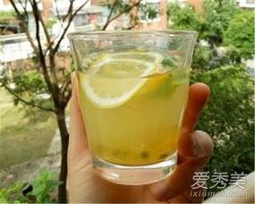 百香果柠檬蜂蜜水可以减肥吗 百香果柠檬蜂蜜腌制法