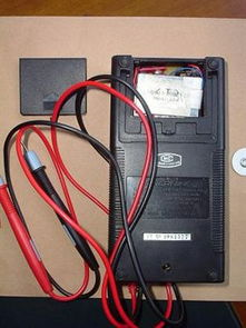 用废旧手机电池34063制作数字万用表电源