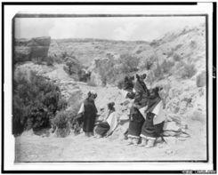 濒临灭绝的人类种族 红番 印第安人的足迹