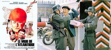 法国喜剧电影《深入敌后搞搞震》海报   图片:法国喜剧电影《爱神历...