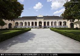 南京总统府建筑,国内旅游景点,旅游景点,摄影,汇图网