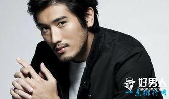世界上最帅的男人 有3个中国明星上榜