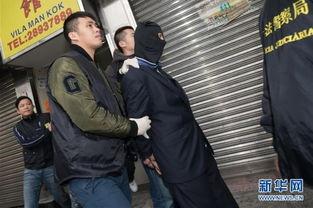 黑界知名人士李宁-当日,澳门特区司法警察局侦破一宗贩毒案,搜获9.3公斤可卡因,黑...