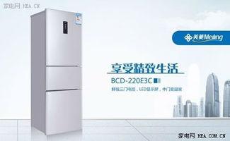 西门子松下三星冰箱-被小看的冰箱品牌 美菱博世桃李不言自成蹊 二