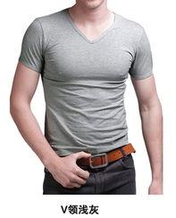 哪些男士短袖紧身t恤比较好看?