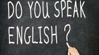 自信开口说英语