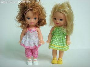 梦想城镇时尚洋娃娃制作