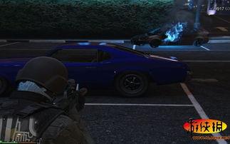 侠盗猎车手5 GTA5 最快打爆车辆方法及汽车油箱位置解析攻略
