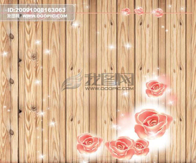 ... 木板画 木板雕刻画模板下载 695945