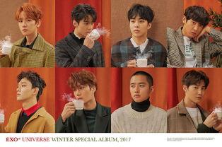 ...genie等多个音源网站排行榜冠军. 主?-EXO新曲 Universe 登顶各大...