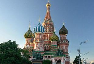 俄罗斯著名旅游景点介绍
