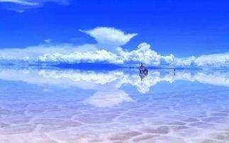如梦似幻的天空之境,让我一直魂牵梦绕