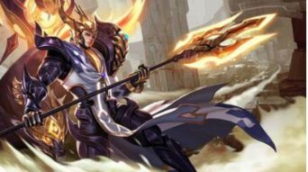 释放终结对敌方刺客造成伤害,随即释放技能,帮助杨戬完成一记漂亮...