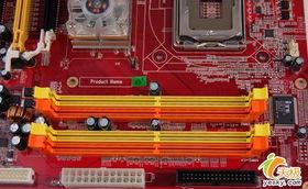轮x俱乐部磁力1 4-CPU的频率也可以在BIOS中调整.   主板上跳线JP8 JP9和主板上面相...