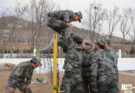 成功穿越电网成功穿越电网-解放军将心理行为训练列为施训科目