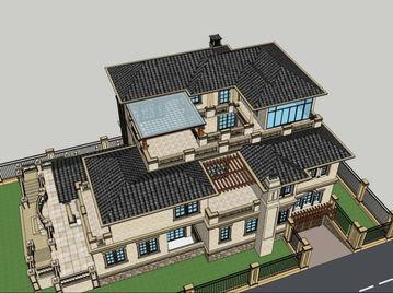 原创建筑 SketchUp模型库 SketchUp吧 SketchUp中国门户网站