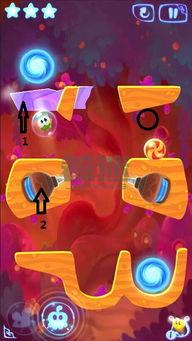 割绳子魔法 魔法森林3 18玩法教程