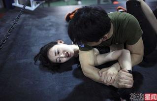 女性特工令人吃惊的特殊训练内容